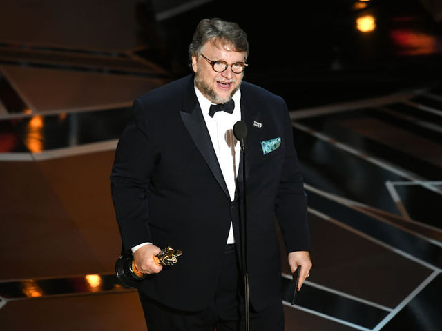 Guillermo del Toro scores Best Director at the Oscars