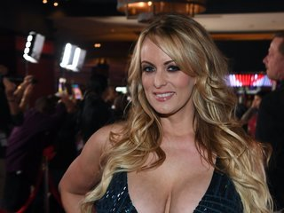 Porn star Stormy Daniels in Indianapolis tonight