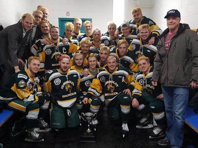 BC hockey moms' jersey campaign supports Broncos