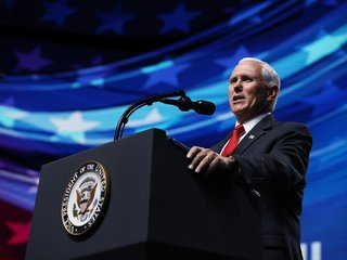 VP Pence to visit Indiana next month