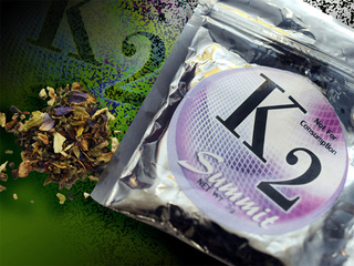 Possible synthetic marijuana hospitalized 25