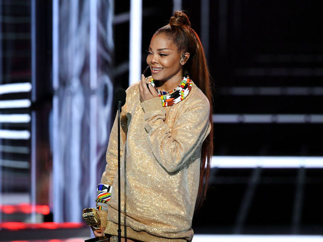 Image result for janet jackson billboard awards 2018