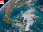 Subtropical Storm Alberto eyes Gulf Coast