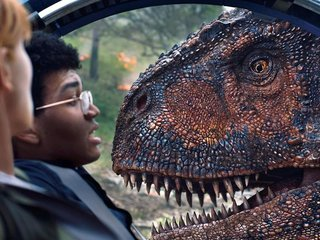 'Jurassic World: Fallen Kingdom' has $150M debut