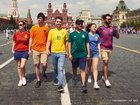 Activists smuggle pride flag into World Cup