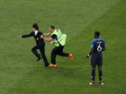 Pussy Riot protesters interrupt World Cup