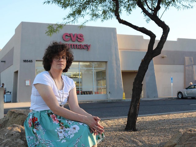 transgender woman says cvs pharmacist refused to fill her hormone