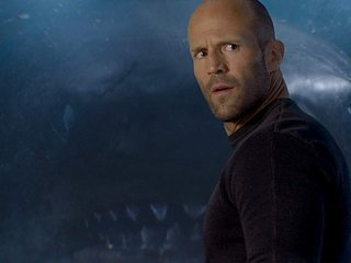 'The Meg' manages a $141M worldwide debut