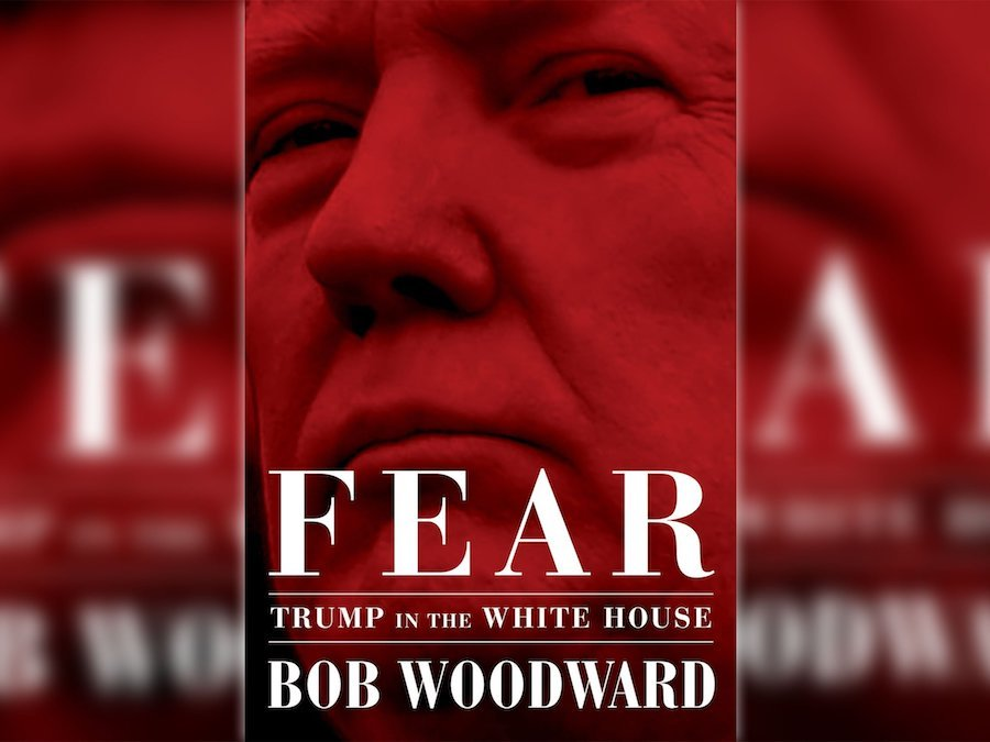 Woodward Book Prompts West Wing Witch Hunt Sources Say Theindychannel Com Indianapolis In