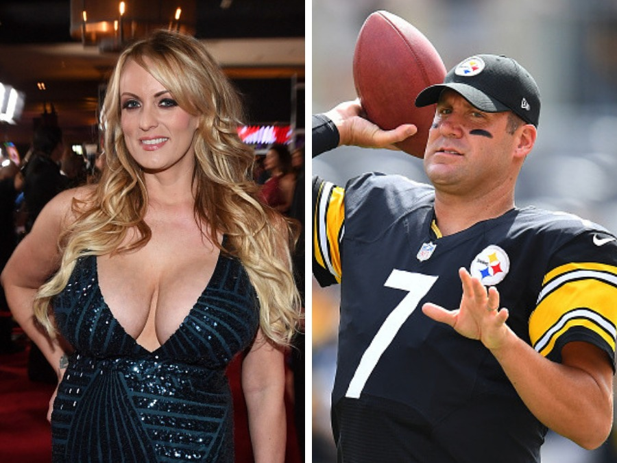 Indy Gas Prices >> Stormy Daniels says she was 'terrified' of Steelers QB Ben ...