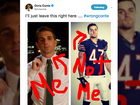 NFL fans tweet at wrong Chris Conte — again