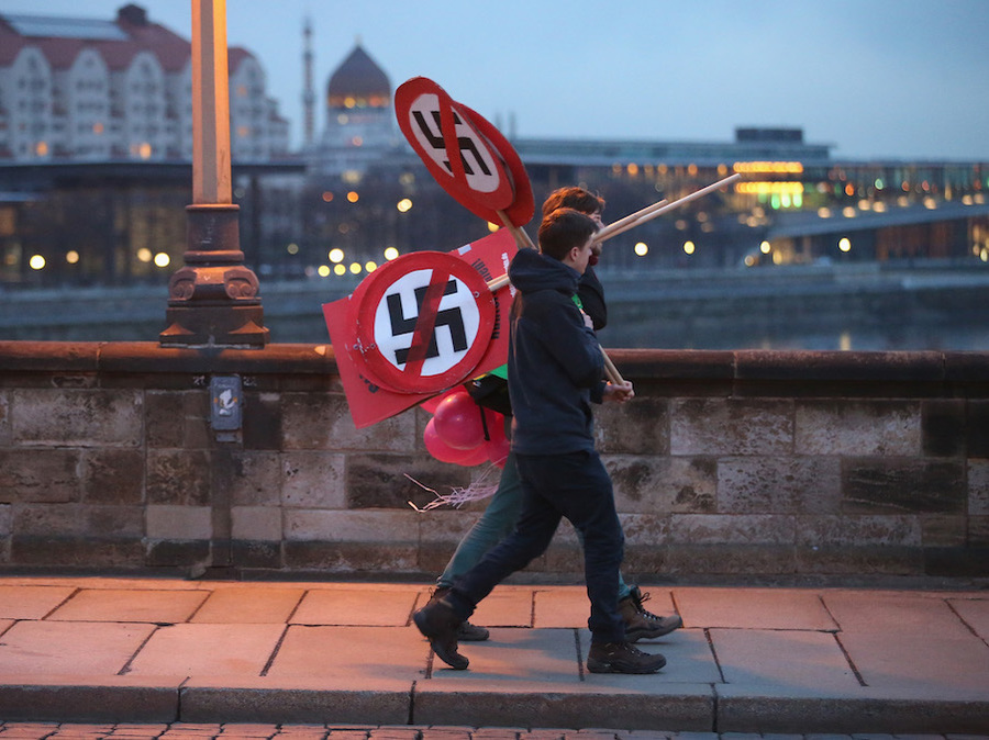 Six Arrested In Germany On Suspicion Of Forming Neo Nazi