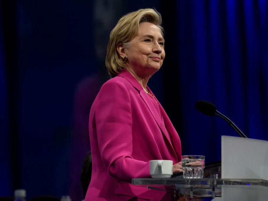 Clinton Says Trump Remarks At Kavanaugh Swearing In Undermine Supreme Court Theindychannel Com
