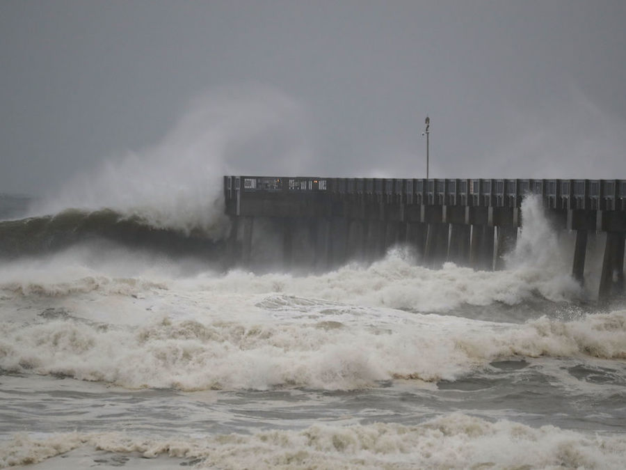 Panama City will be the first to feel Michael's historic landfall - TheIndyChann...