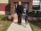 Joe Biden's new friend? A rescue dog named Major