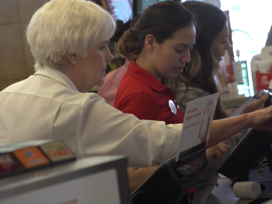 More Fast Food Chains Looking To Hire Senior Workers